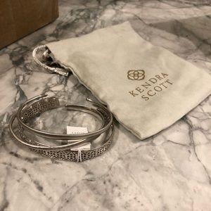 Kendra Scott bracelet set!!